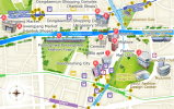 dongdaemun market map