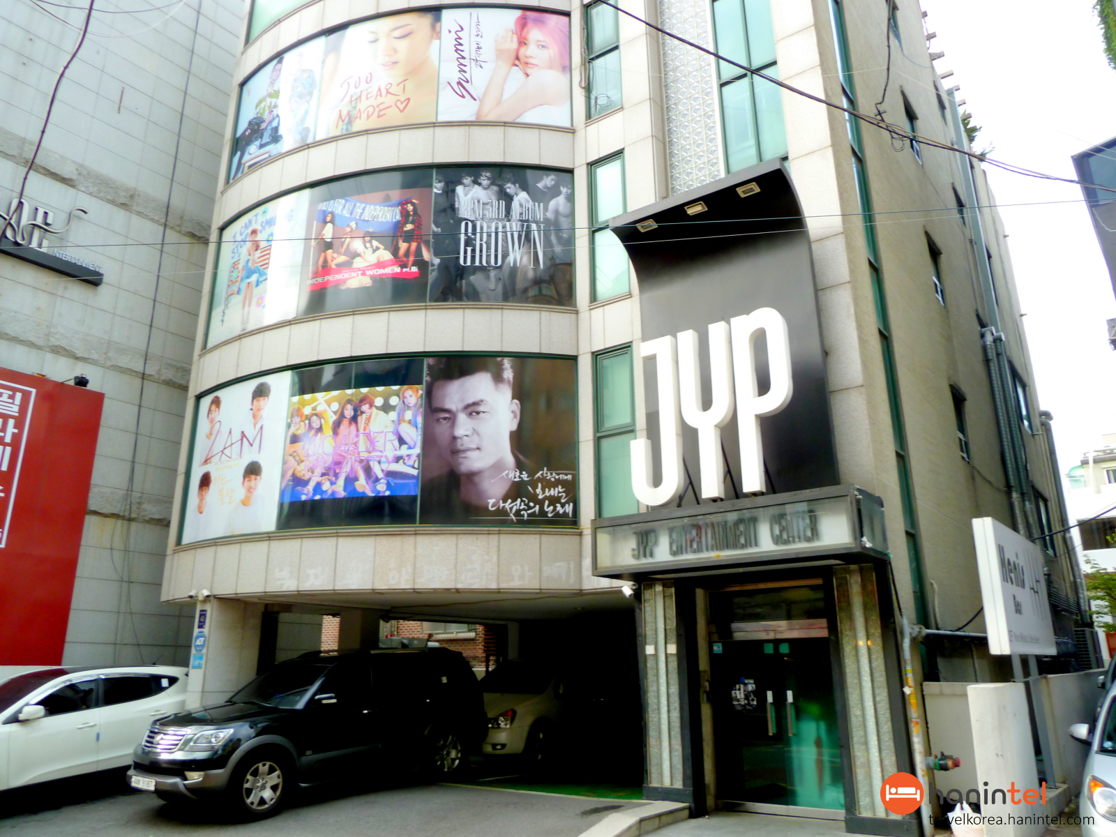 How to go to SM Entertainment New Building and more ...